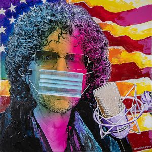 sam schwartz howard stern painting